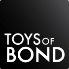 Toys of Bond logo