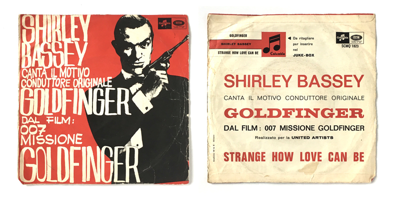 shirley bassey 007