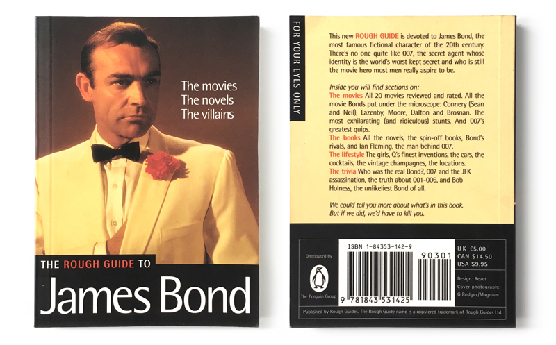 james bond information reference books diaries rh toysofbond co uk James Bond Author Wisconsin Bond Book